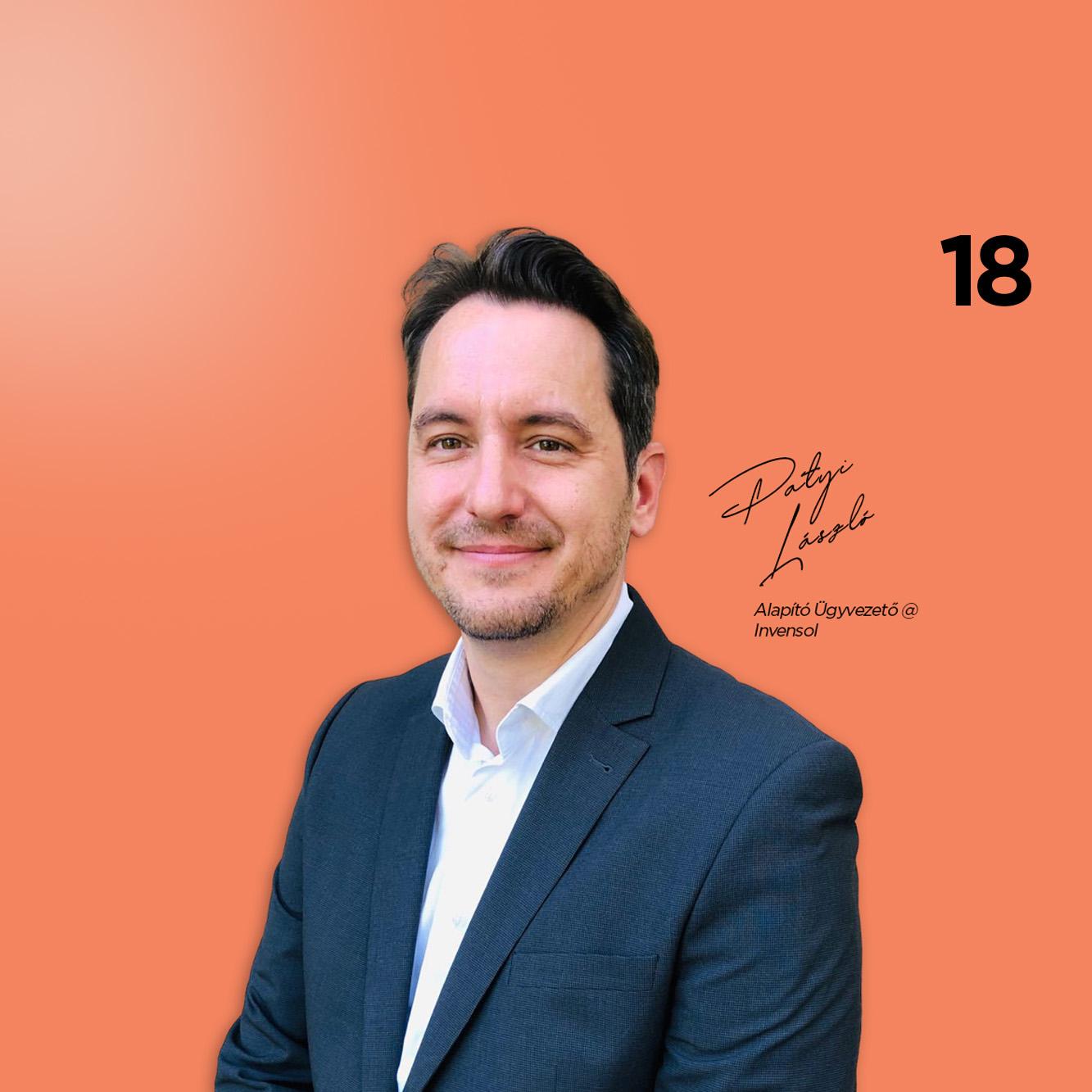 18. Irodai diskurzus – Mi lesz az irodáinkkal? – Patyi László